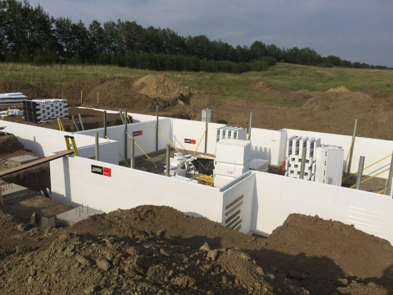 ICF Basements Solve Problems & Create Advantages for Builders Across North America