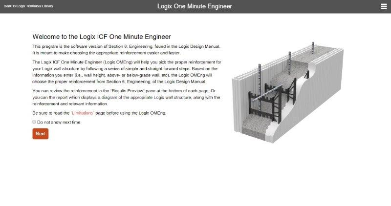 Logix One Minute Engineer software