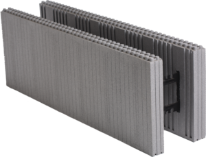 Logix Platinum Series ICF block