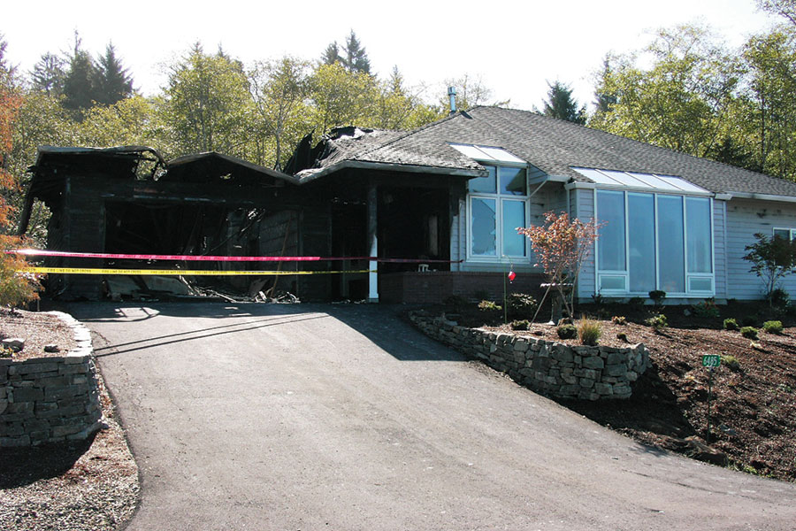 Surviving Wildfires With Homes Build With Insulated ...
