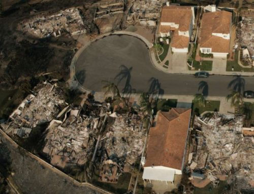 Surviving Wildfires With Homes Built With Insulated Concrete Forms (ICFs)