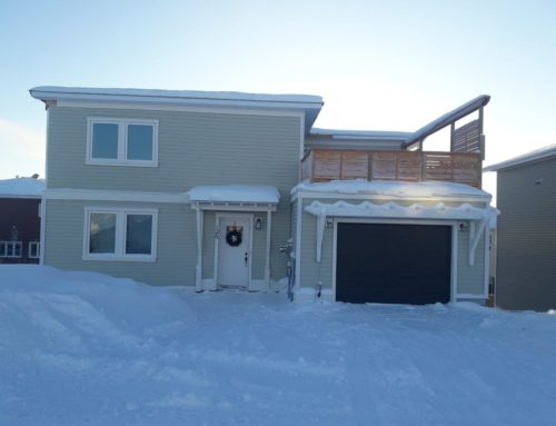 Why Do Net-Zero Energy Home Builders Choose ICF Blocks (Insulated Concrete Forms)?