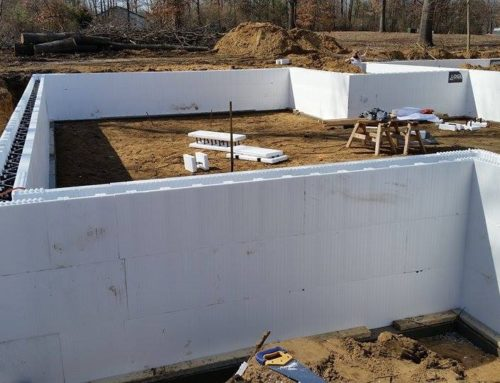 Designing Walls Built With Insulated Concrete Forms | Save Time and Money