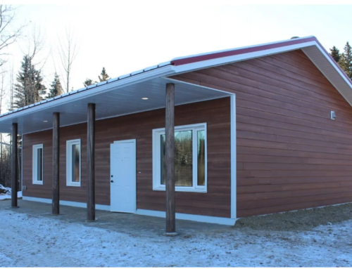 Net-Zero Ready Homes With Insulated Concrete Forms (ICFs) Provide Construction and Social Solutions to First Nation Communities