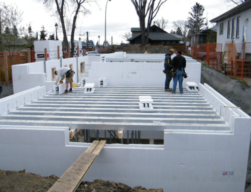 How to Avoid Moisture Problems in Basements in Cold Climates using ICFs