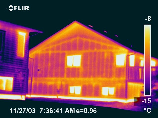Conventional Thermal Image