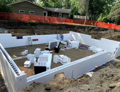 How to Quickly Pivot to an ICF Foundation From Conventionally Designed House Plans