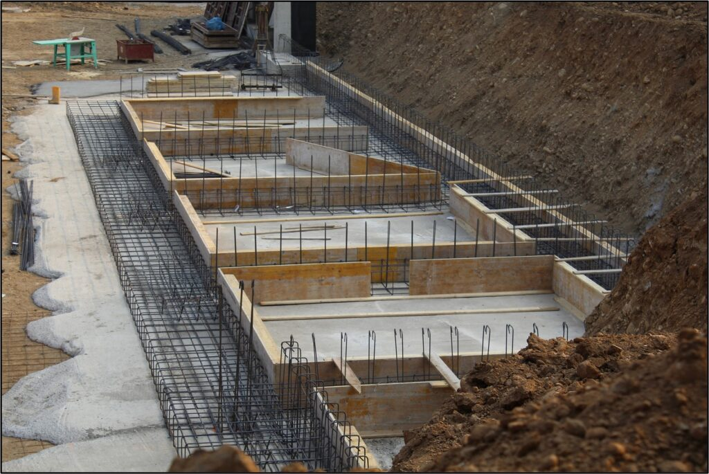 Poured Foundations