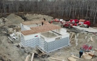 How to Protect Your Insulated Concrete Form Foundation